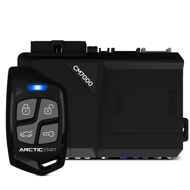 ArcticStart Edge 1 remote start and security system