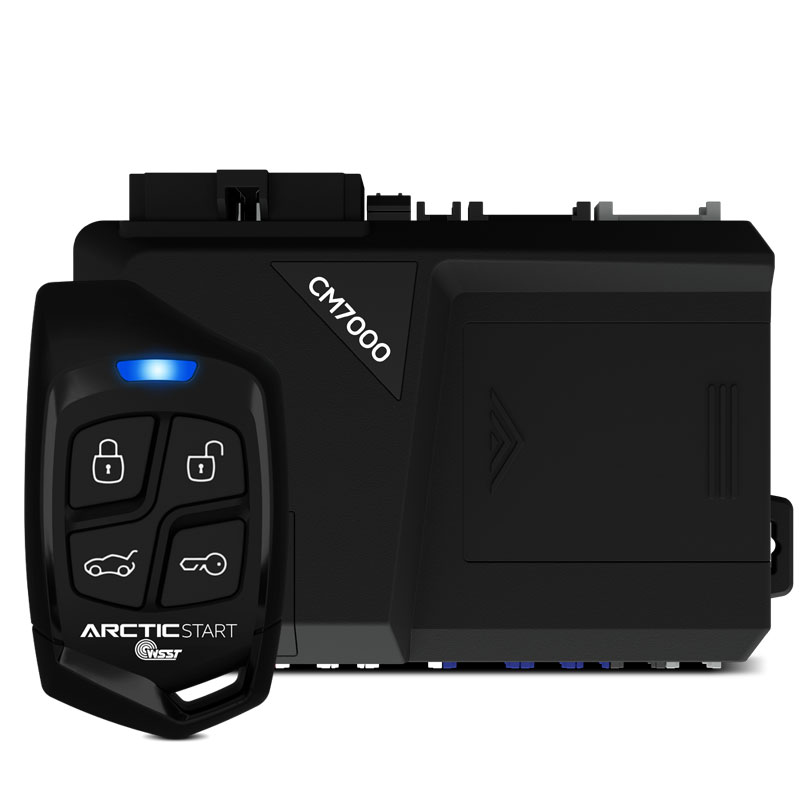 ArcticStart Edge 1x remote start and security system