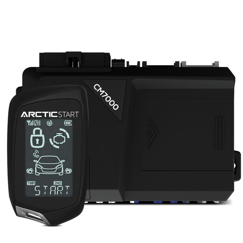 ArcticStart Edge 2x security system