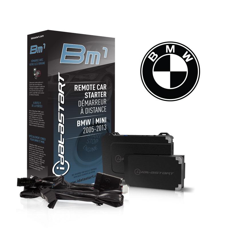 BMW Remote Start System