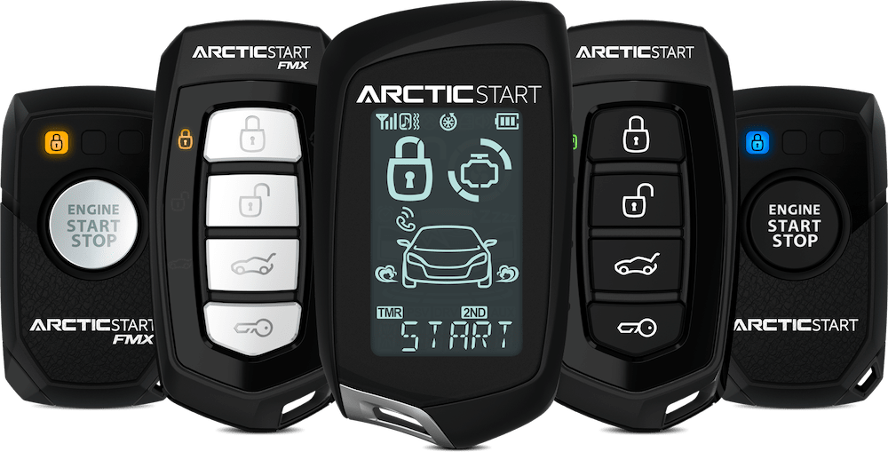 Arctic Start Remote Starters